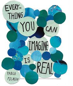 dream big, inspiring quotes, picture quotes, weight loss, thought, motivational quotes, think big, quotes about life, pablo picasso
