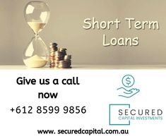 Do you need short term loans? Well, No look further than Secured Capital. We provide a short term business loans within 24 hours. Call us now! Short Term Loans, Investment Portfolio, Property Development, Investment Property, The Borrowers, Investing, Business, Business Illustration