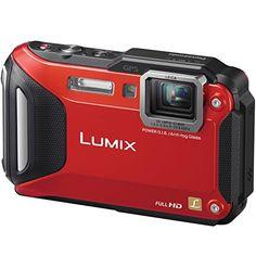 Panasonic Lumix DMC-TS6 Tough Shock & Waterproof Wi-Fi GPS Digital Camera (Red) with 64GB Card + Case + Battery + Flex Tripod + Strap + Kit  http://www.lookatcamera.com/panasonic-lumix-dmc-ts6-tough-shock-waterproof-wi-fi-gps-digital-camera-red-with-64gb-card-case-battery-flex-tripod-strap-kit-2/