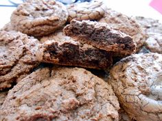 Fabulous Brownie Mix Cookies #SmockedAuctions