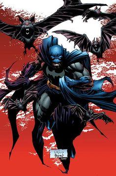 Batman by Whilce Portacio