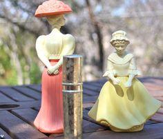Vintage perfume bottles by susiehatley on Etsy