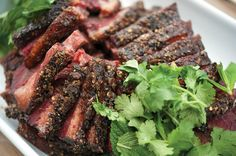 """ChefSam Gelman of Momofuku shares his beef brisket recipe. Q: """"I recently tasted the beef brisket at Momofuku Daishō in Toronto — it was incredible! The meat was perfectly tender, and the rub created an amazing spiced crust. I'd love to make it fora dinner party."""" — A.L., Toronto A:This brisket recipe starts with a …"""