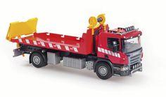 EMEK Hinausauto Scania