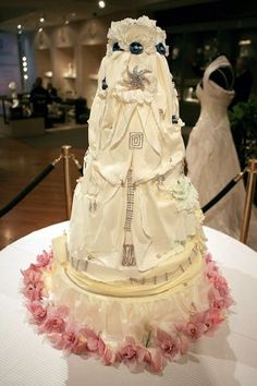 Guinness World Records Most Expensive Wedding Cake Slice World