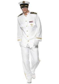 Black Capitaines Chapeau Adulte Marin accessoires costume robe fantaisie Capitaine Birdseye