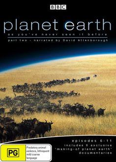 Planet Earth & David Attenborough