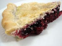Marie Callendar's Razzleberry Pie ... my absolute favorite <3
