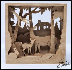 Small nature shadow box scroll saw. - Small Nature Shadow Box scroll saw . - Small nature shadow box scroll saw. – Small nature shadow box scroll saw. Scroll Saw Patterns Free, Cross Patterns, Wood Patterns, Intarsia Woodworking, Woodworking Patterns, Woodworking Crafts, Woodworking Bandsaw, Best Scroll Saw, Scroll Saw Blades