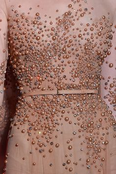 Elie Saab fall 2014 couture details