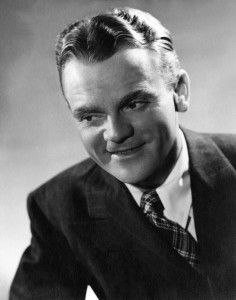 """James Cagney/••••Started out as a song & dance man.  He was quite a hoffer!  His early movies were either musicals like """"Yankee Doodle Dandy"""" or gangster films."""