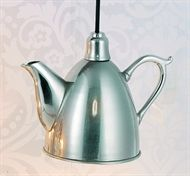 Hoff Interieur 5669 Hanging Lamp Tea-Pot 9 Silver Plated for sale online Lamp Shades, Brass, Buy Lamps, Lamp, Tea Pots, Hanging Lamp, Shades, Hanging, Lamp Shade