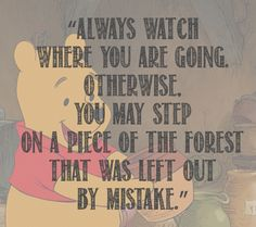 15 Inspiring and Beautiful Quotes About Life From Winnie The Pooh | Disney Baby