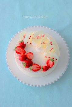 Blog Entry, Panna Cotta, Cakes, Ethnic Recipes, Happy, Food, Meals, Dulce De Leche, Meal
