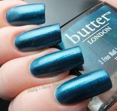 butter LONDON ~ Bluey