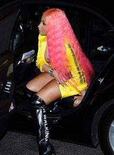 Beyonce, Nicki Minaj Barbie, Nicki Minaj Hair, Nicki Minja, Nicki Minaj Pictures, Queens, Rapper, Spring Couture, Celebs