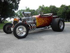 """T-Bucket   1923 Ford T-bucket """"The Beast"""" - San Antonio, TX owned by tyktrytr ..."""