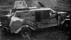 Ford Light armored vehicle