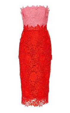 Get inspired and discover Lela Rose trunkshow! Shop the latest Lela Rose collection at Moda Operandi. Satin Midi Dress, Lace Sheath Dress, Dress Up, Tulle Gown, Lela Rose, Asymmetrical Dress, Classy Outfits, Short Dresses, Women's Dresses