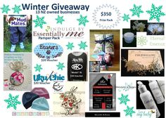 Enter to win: Huge Prize Pack from 13 NZ businesses | http://www.dango.co.nz/s.php?u=WAKT5b3H1891