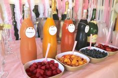 Bubbly and Brunch Baby Shower  - Sohosonnet Creative LIving