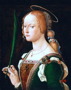 St. Justina of Padua, Roman Catholic Martyr. A young woman who took private vows of chastity and was killed during the persecutions of the Roman emperor Diocletian. She is a patron saint of Padua. Her feast day is October 7.