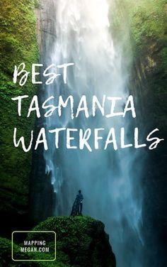 10 Best Waterfalls of Tasmania images in 2018