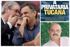 Não deu no Jornal Nacional: O que sabe Eduardo Cunha sobre o PSDB?