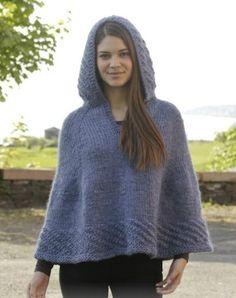[손뜨개옷] 손뜨개 대바늘 판초 : 네이버 블로그 Turtle Neck, Diy Crafts, Sweaters, Fashion, Moda, Fashion Styles, Make Your Own, Fasion, Sweater
