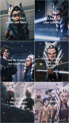 Sw Rebels, Star Wars Rebels, Star Wars Clone Wars, Star Wars Art, Best Star Wars Characters, Asoka Tano, Star Wars Sequel Trilogy, Beautiful Series, Star Wars Girls