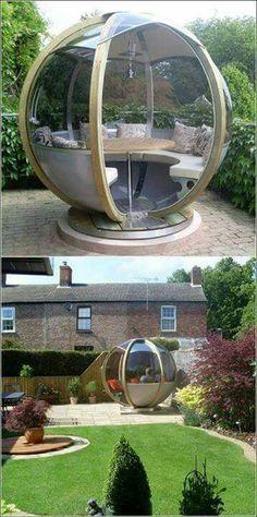 loopita bonita outdoor furniture. An Uber-Contemporary Sphere Seater That Also Rotates Loopita Bonita Outdoor Furniture T