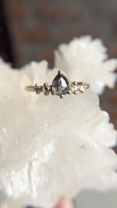 Boho Engagement Ring, Crystal Engagement Rings, Vintage Engagement Rings, Minimalistic Engagement Ring, Nontraditional Engagement Rings, Alternative Wedding Rings, Wedding Rings Simple, Wedding Rings Vintage, Minimalist Wedding Rings