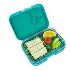 Yumbox Panino in Fifth Ave Blue. Perfect #gift idea for the Holidays.