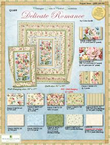 free quilt project pattern