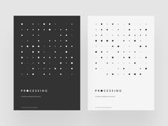 Processing Posters dark light dots simple minimalist minimalism poster graphic design generative design procedural processing Played with Processing. Ended up with an idea for a poster.Get source files on the GitHub Stay tuned — Dribbble Minimal Graphic Design, Graphic Design Posters, Graphic Design Inspiration, Minimalist Design Poster, Simple Poster Design, Geometric Graphic, Minimal Poster, Dots Design, Layout Design