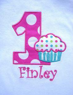 T-shirt for the birthday girl - maybe the ruffled hem puffy sleeve