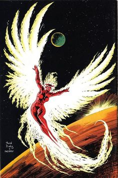 Universo HQ: RACHEL SUMMERS ou FÊNIX ou GAROTA MARVEL (MARVEL COMICS)