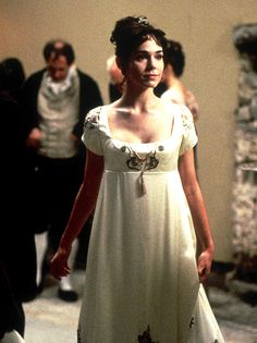 Frances O'Connor plays Fanny Price in MANSFIELD PARK  (1999)