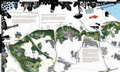 CARTOGRAPHIE SENSIBLE DU PARC DES BERGES   Agence de Géographie Affective