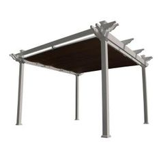 Wonder if we could DIY something with a canopy like this. #DIHWorkshop