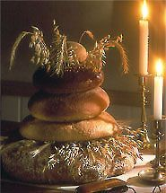 Christmas bread - Finland