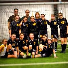 #Winning ~ U12 victors from indoor soccer second session