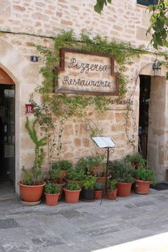 gemütliches Restaurant in Alcudia