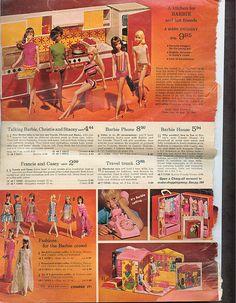 Barbie in 1969
