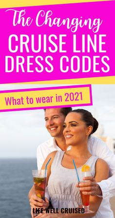 Find our about cruise line dress codes for Carnival Cruises, Norwegian Cruise Line, Princess, Royal Caribbean, Celebrity Cruises and more. This post will help you to know what to wear for daytime on a cruise as well as for casual evenings and formal nights. #cruise #cruisetips #cruises #cruisewhattowear Cruise Port, Cruise Travel, Cruise Vacation, Cruise Ship Reviews, Best Cruise Ships, Packing List For Cruise, Cruise Tips, Luxury Cruise Lines, Norwegian Cruise Line