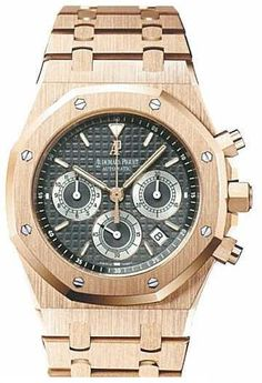 AP Watch. One of the most expensive pieces of jewelry on the market.