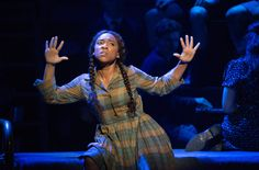Treshelle Edmond, one of the deaf actors in the Broadway musical, talks about her journey to the stage.