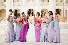 Ultra-Stylish Bridal Party