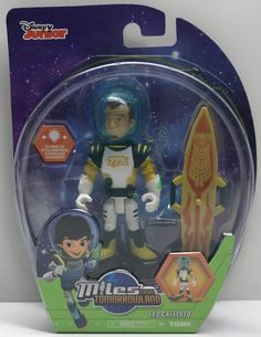 The Angry Spider Has All Of The Toys You Want For Your Collection: TAS038130 - 2016 ...  Check it out here! http://theangryspider.com/products/tas038130-2016-tomy-miles-from-tomorrowland-leo-callisto?utm_campaign=social_autopilot&utm_source=pin&utm_medium=pin