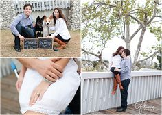 Irvine Woodbridge Lake outdoors engagement photography, Engagement Photography, Gilmore Studios, Kiss, Love, Engagement, Couple, Wedding Ring, Puppies, Puppy Love, Dogs